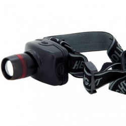 LAMPE FRONTALE POWERLED FOCUS 3W 100LM