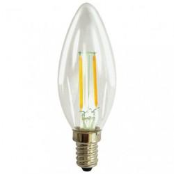 LED FILAM.FLAM.2.3W E14 250LM CLAIR