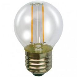 LED FILAM.SPH 2W3 E27 250LM CLAIR