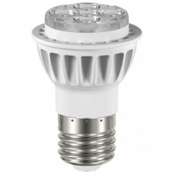 LED REFL E27 6.2W WW 450LM          SC