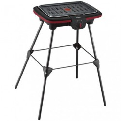 BARBECUE EASY GRILL CONTACT PIEDS