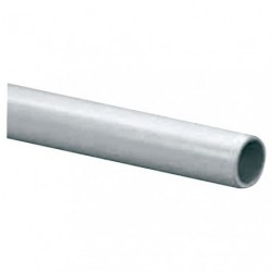TUBE PVC EVACUATION M1 D.40 2ML GRIS