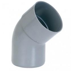 COUDE PVC MF D. 40 45D