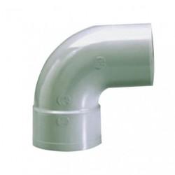 COUDE PVC MF D.100 87D