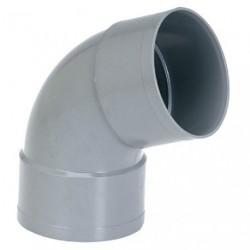 COUDE PVC FF D. 32 67D