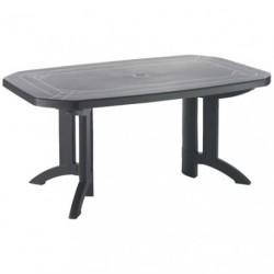 TABLE VEGA 100X220CM ANTHRACITE