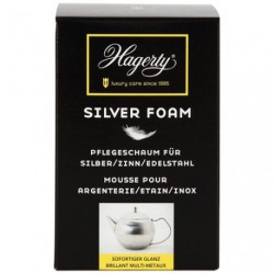 SILVER FOAM MOUSSE ARGENT150ML  100424
