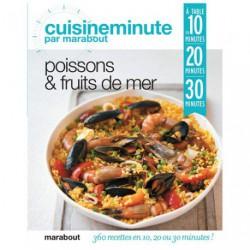 LIVRE POISSONS & FRUITS DE MER