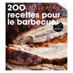 LIVRE 200 RECETTES DE BARBECUE