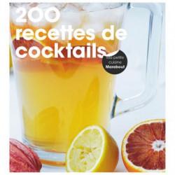 LIVRE 200 RECETTES COCKTAILS