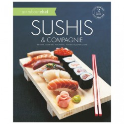 LIVRE SUSHIS & COMPAGNIE