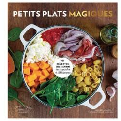 LIVRE PETITS PLATS MAGIQUES