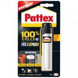 PATTEX 100% PATE A REPARER TUBE 64G
