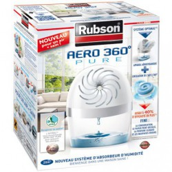 ABSORBEUR AERO360 PURE 20M2+1RECHARGE