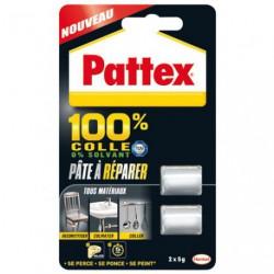 PATTEX 100% PATE A REPARER 2X5G