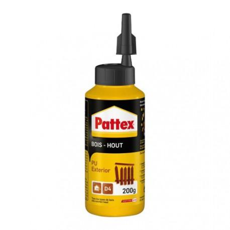 PATTEX BOIS PU BOUTEILLE 200G  D4