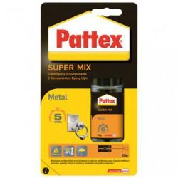 PATTEX EPOXY LIQ.METAL SERINGUE 25ML