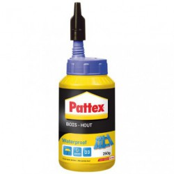 PATTEX BOIS WATERPROOF BOUTEILLE 250G