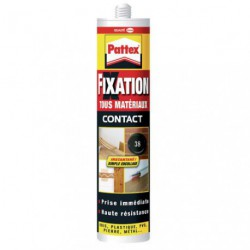 PATTEX COLLE FIXATION TOUS MATER.345G