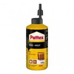 PATTEX BOIS PU BOUTEILLE 400G