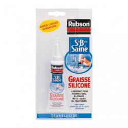 GRAISSE SILICONE TUBE 50ML