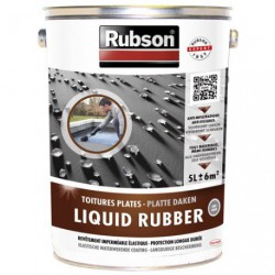 LIQUID.RUBBER SEAU 5L GRIS