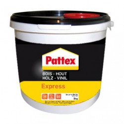 PATTEX BOIS EXPRESS SEAU 5KG