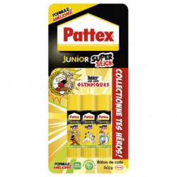 PATTEX JUNIOR SUPER STICK 11G X3