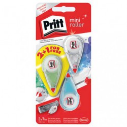 PRITT MINI ROLLER CORRECTION 2+1   RDC