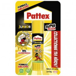 PATTEX JUNIOR SUPER STICK 43G X1