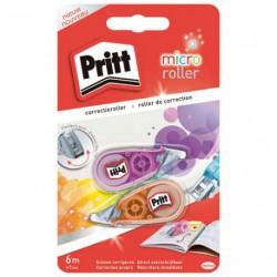 PRITT MICRO ROLLER 5 MM2 LOT/2