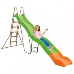 TOBOGGAN DOUBLE VAGUE 3.80M DE GLISSE
