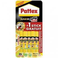 PATTEX JUNIOR POWER STICK 11G 4+1G.RDC