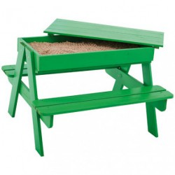 TABLE ENFANT BAC A SABLE PICSAND