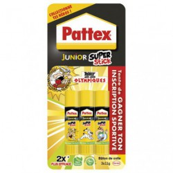 PATTEX JUNIOR SUPER STICK 11G X3   RDC