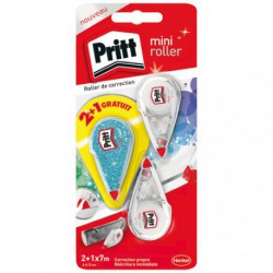 PRITT MINI CORRECTION STD 2+1GLIT. RDC