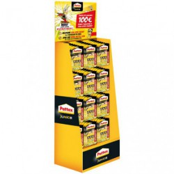 PATTEX JUNIOR STICK 3X22G BOX/108 RDC
