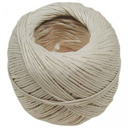 FICELLE LIN BLANCHIE 35/2 100G.