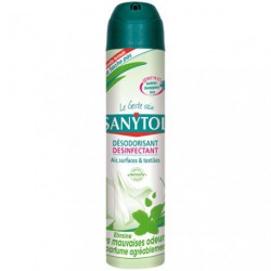 DESOD AIR-SURFACES MENTHE 300ML