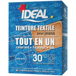TEINT.IDEAL TOUT EN 1 350GR JEAN BLEU