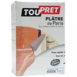 PLATRE DE PARIS TOUPRET 1KG        GSA