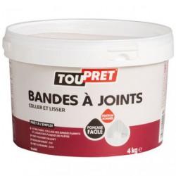 ENDUIT BANDE A JOINT PATE 4KG      GSB