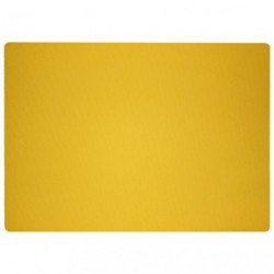 SET DE TABLE JAUNE