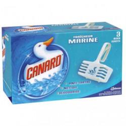 SCRATCH DE CANARD WC ETUI 3BLOC MARINE