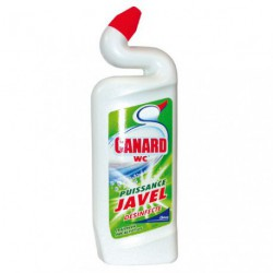 CANARD WC GEL PUISSANCE JAVEL    750ML