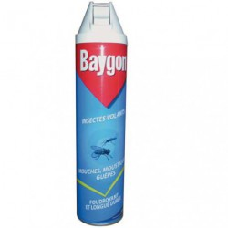 BAYGON MOUCHE MOUST.BBE 400ML   247010