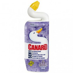 CANARD WC GEL 5 EN 1 LAVANDE     750ML