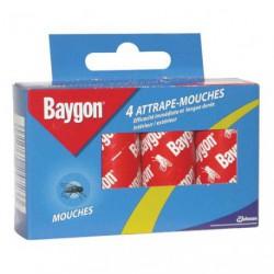 ATTRAPE MOUCHE BLISTER 4  BAYGON247230