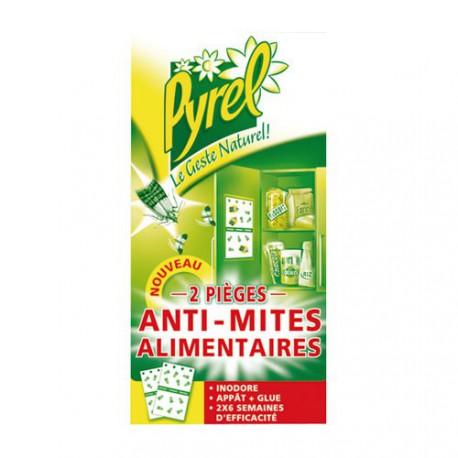 pyrel antimites alimentaires x2 25919 maison de la droguerie. Black Bedroom Furniture Sets. Home Design Ideas