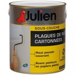 JULIEN S/COUCHE J6 PLAQUE PLATRE  2.5L